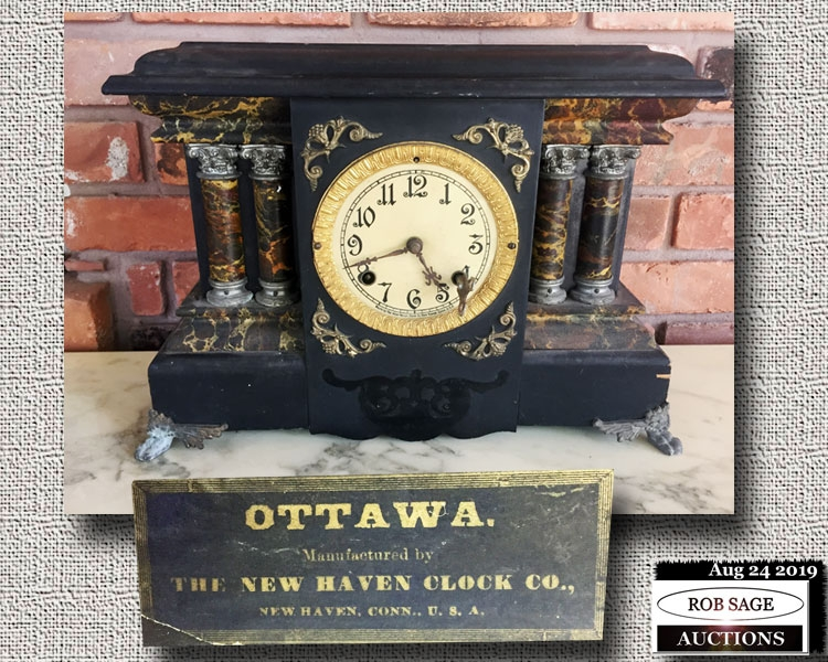 New Haven Clock Co