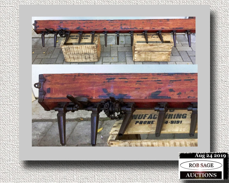 Small Seed Drill Box