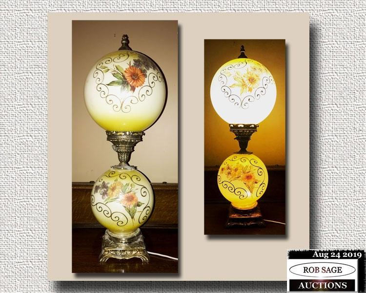 Vintage 70's Lamp
