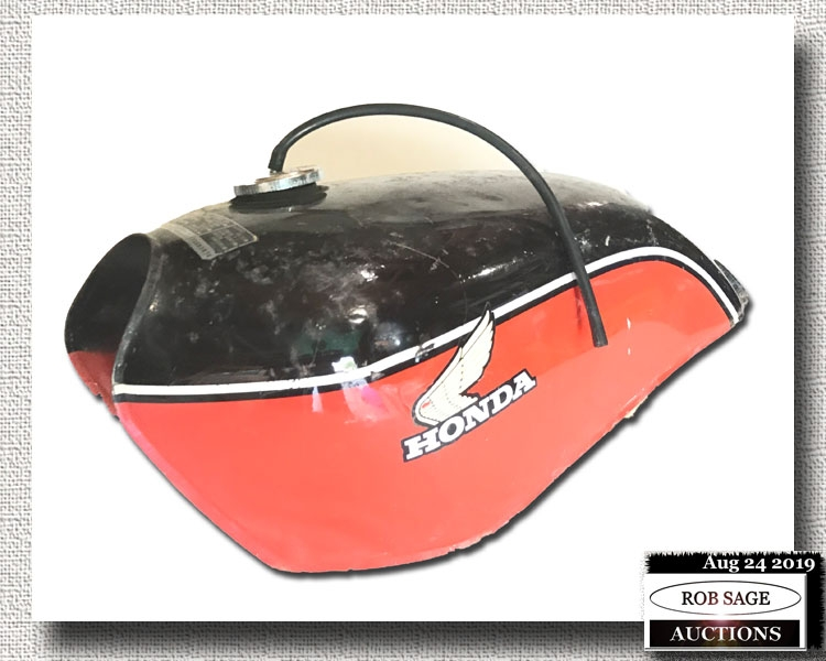 Motorcycle Gas Tank
