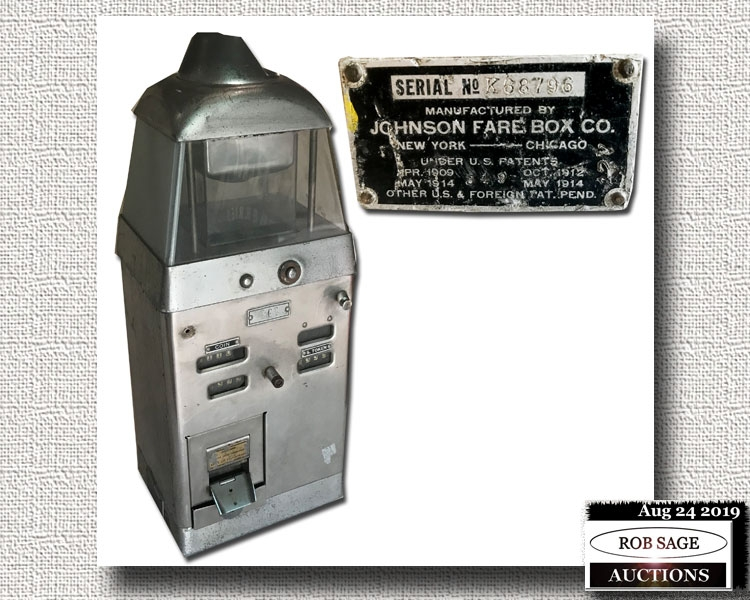 Large Fare Box