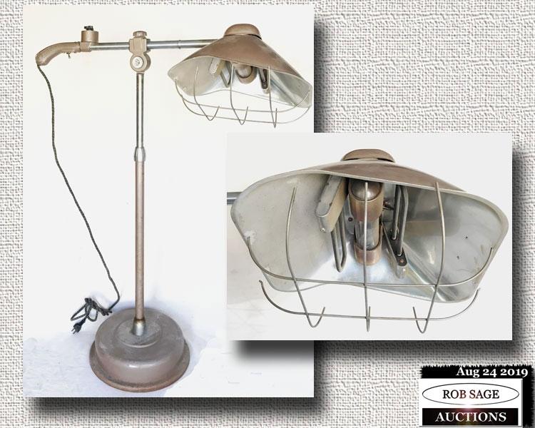 Vintage Heat Lamp