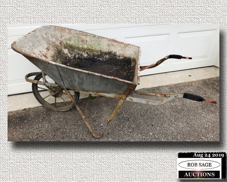 Unusual Wheelbarrow