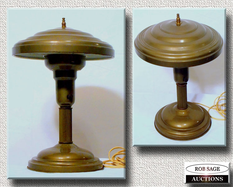 MCM Desk Lamp
