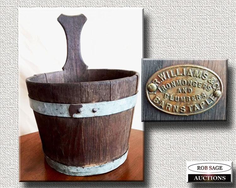 Wooden Bucket