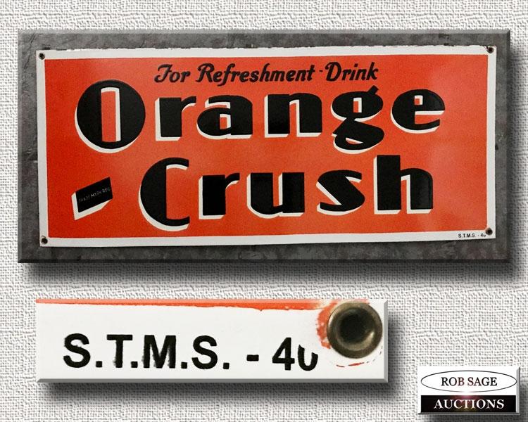 Porcelain Orange Crush