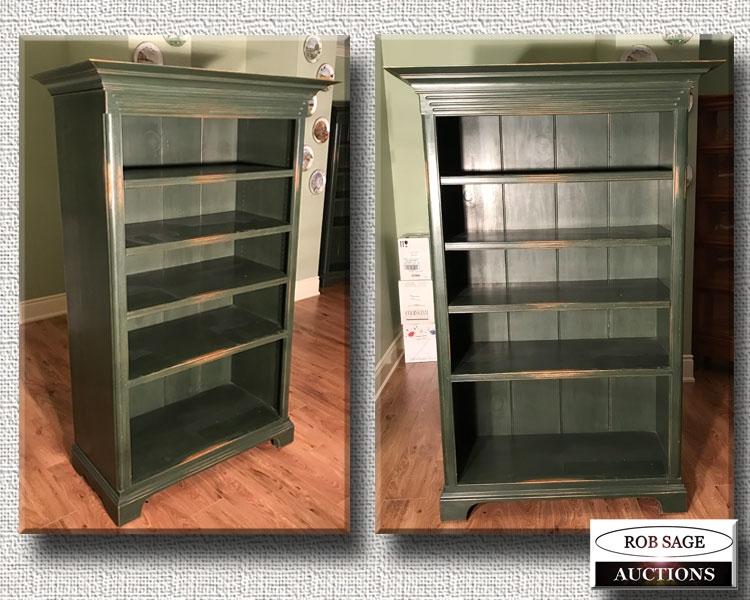 Pine Bookcases