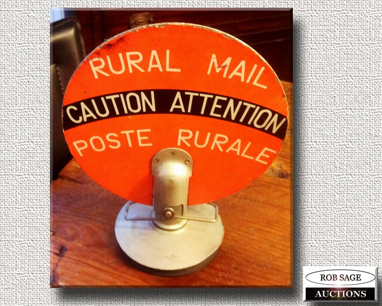 Mail Sign