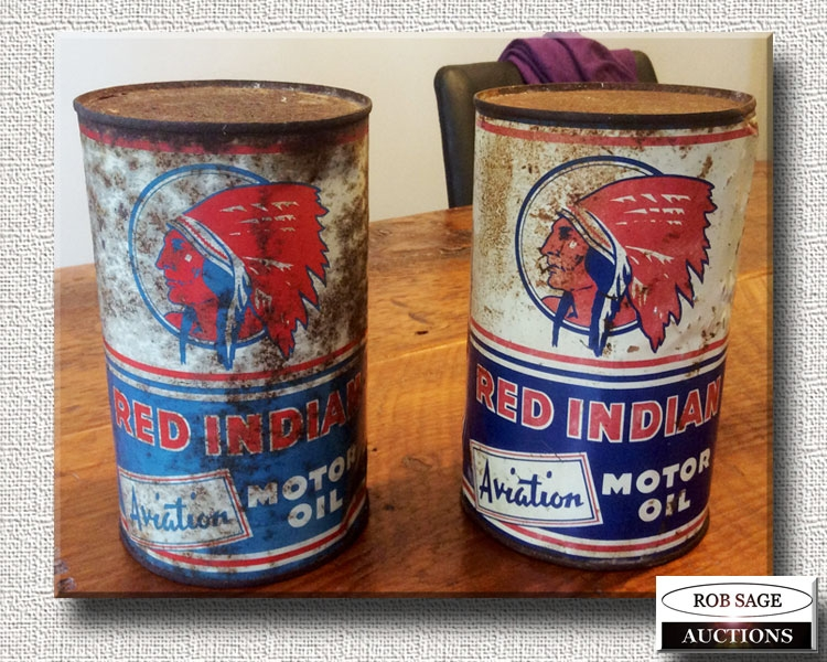 Old Red Indian