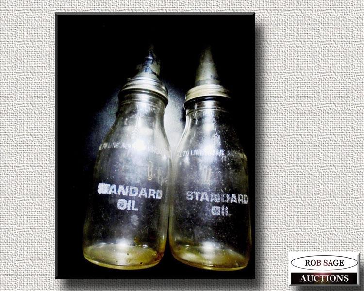Quart Oil Bottles