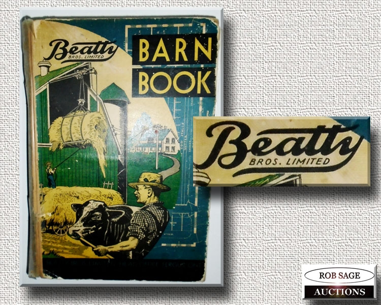 Beatty Barn Book
