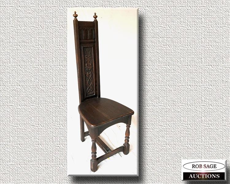 Walnut Sidechair