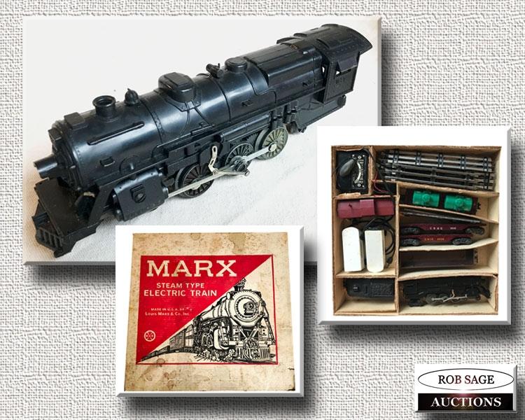 Marx Train Set