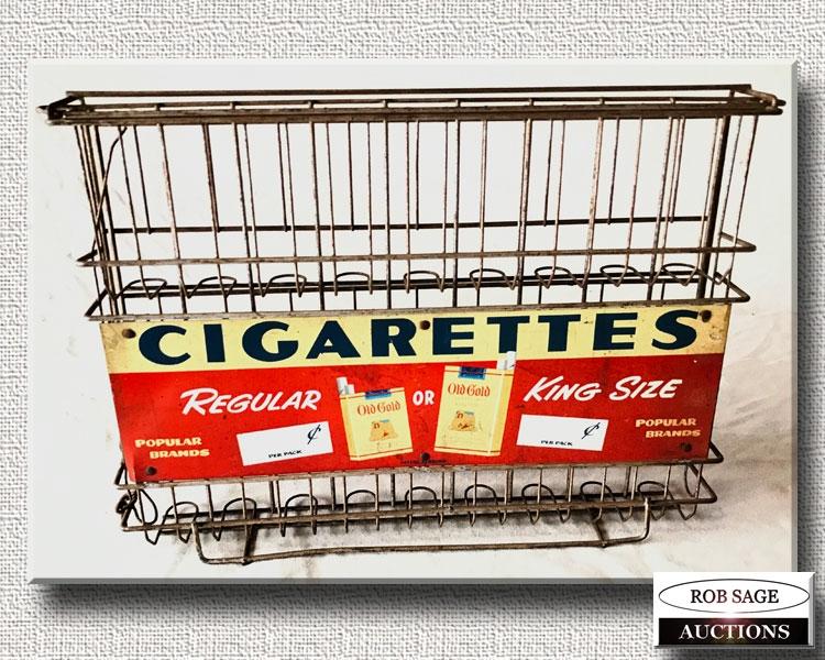 Store Cigarette Rack