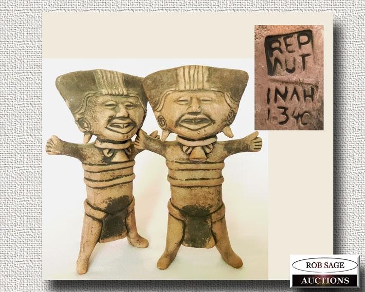 Pottery Figurals
