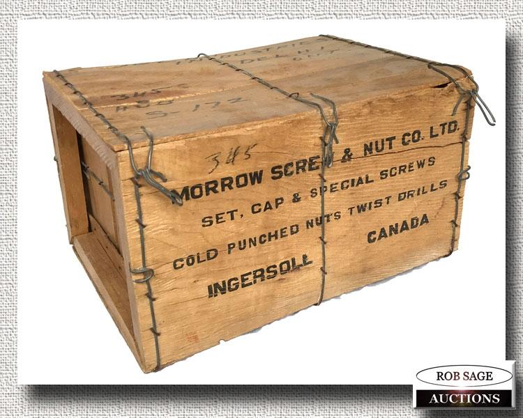 Morrow Screw & Nut