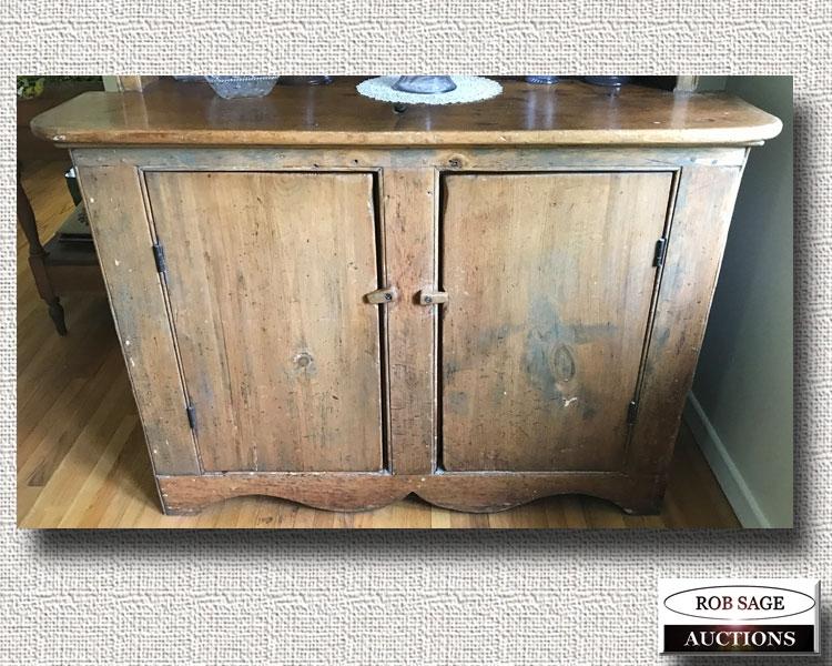 Dish Cupboard Bottom