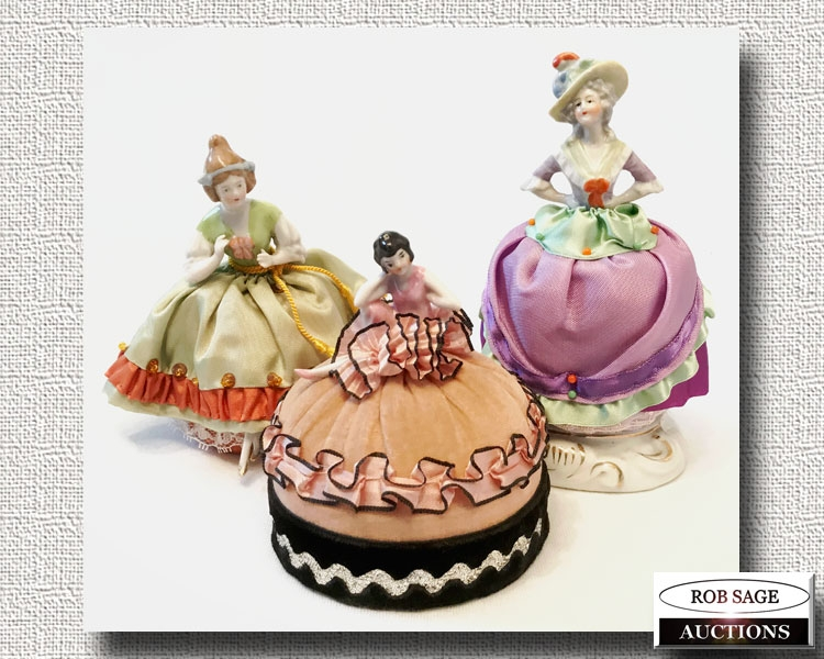 Hat Pin Dolls