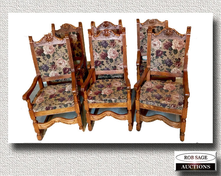 Oak Lodge Chairs