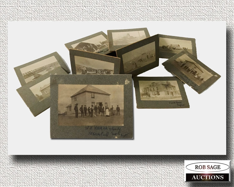Small Cabinet Cards