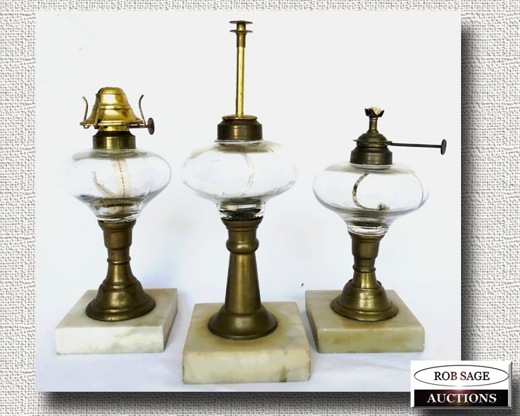 1860's Lamps