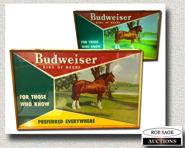 1950's Budweiser