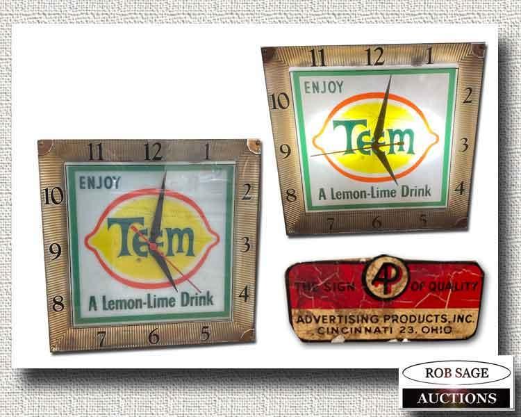 Teem Clock