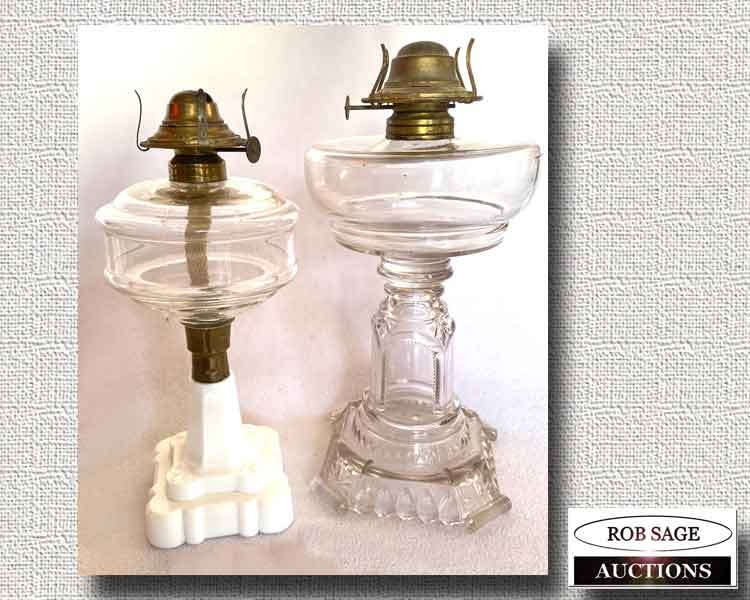 Coal Oil Lamps