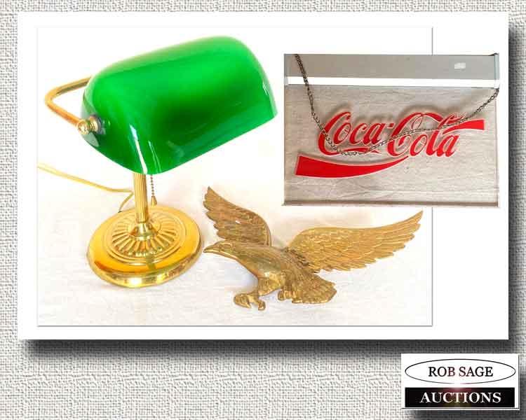 Banker's Lamp