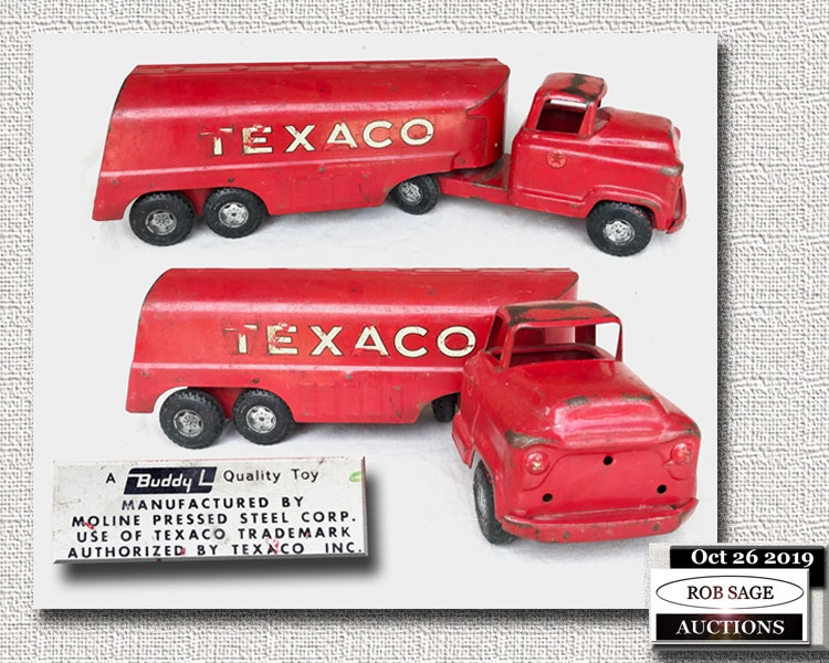 Buddy L Texaco