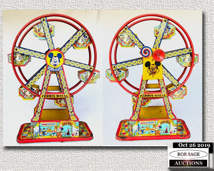 J Chein Ferris Wheel
