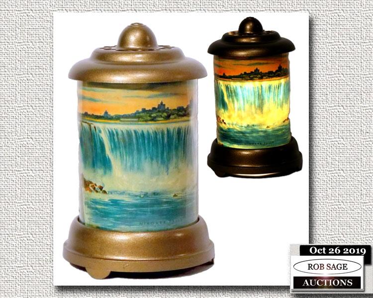 Motion Lamp