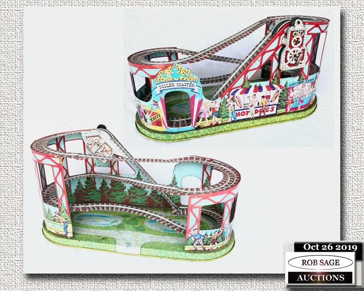 J Chein Roller Coaster
