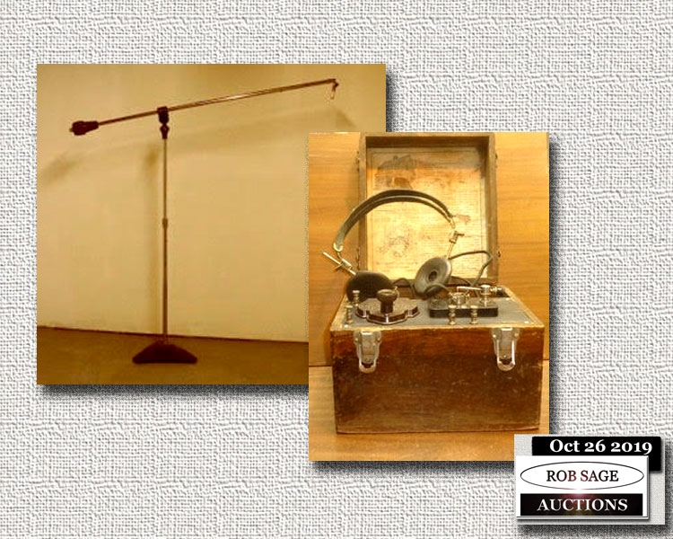 Studio Floor Stand