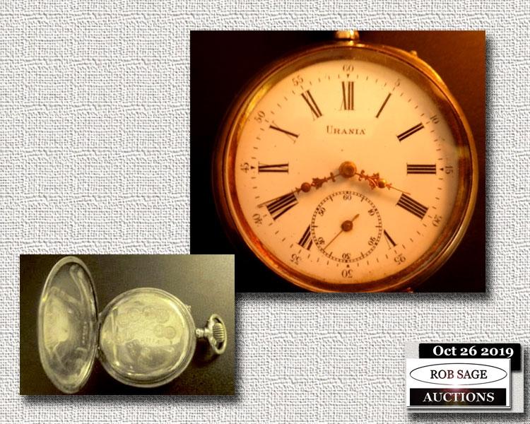 Urania Pocket Watch