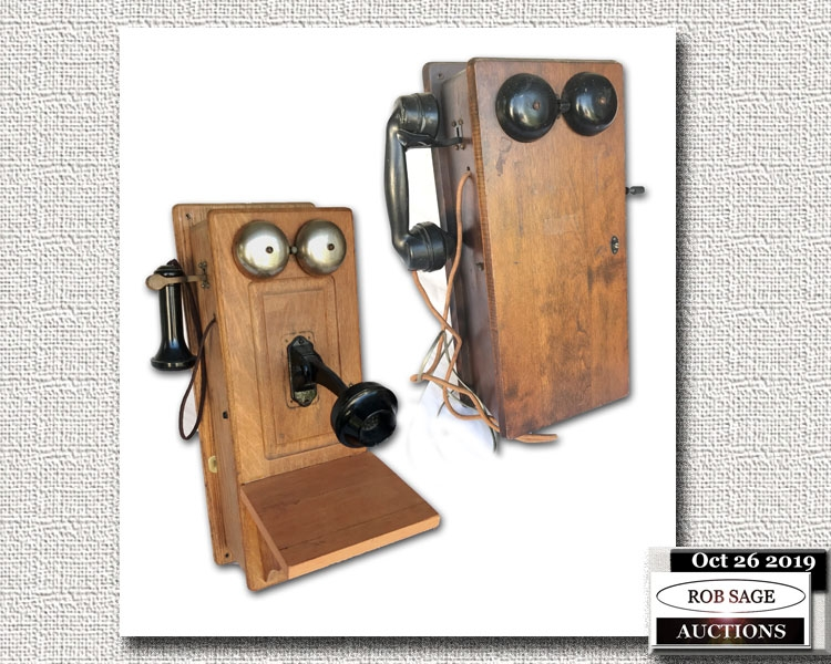 Antique Wall Phones