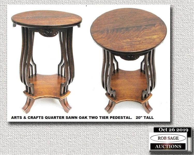 Arts & Crafts Oak