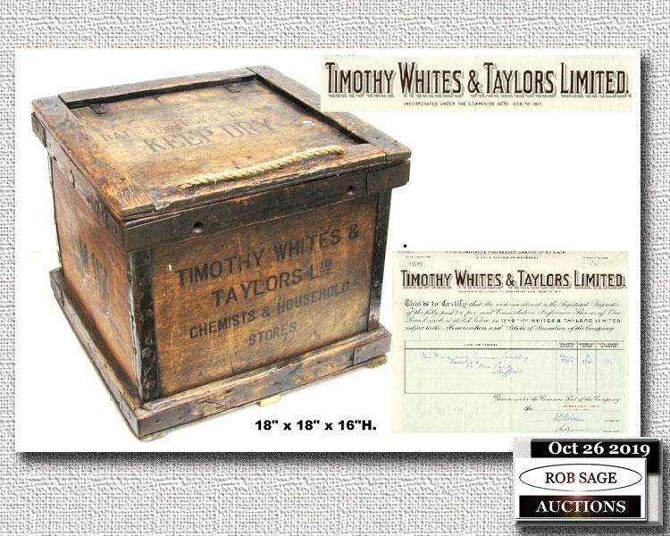Chemist's Box