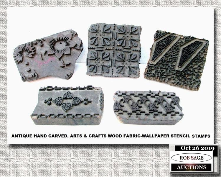 Fabric & Wallpaper Stencils