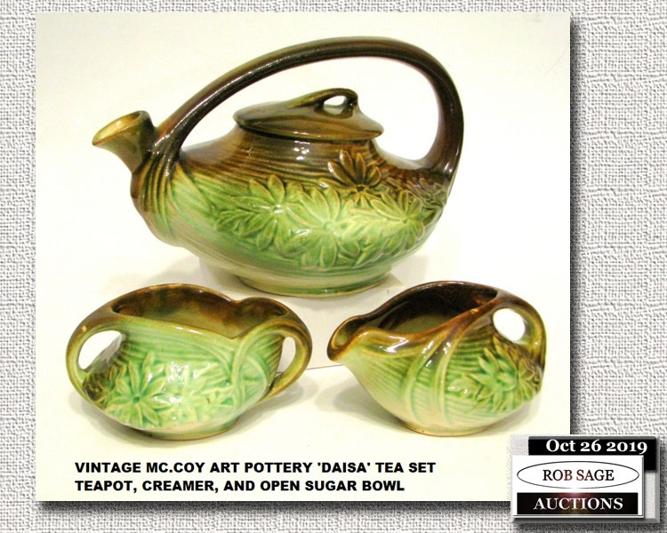 McCoy Art Pottery