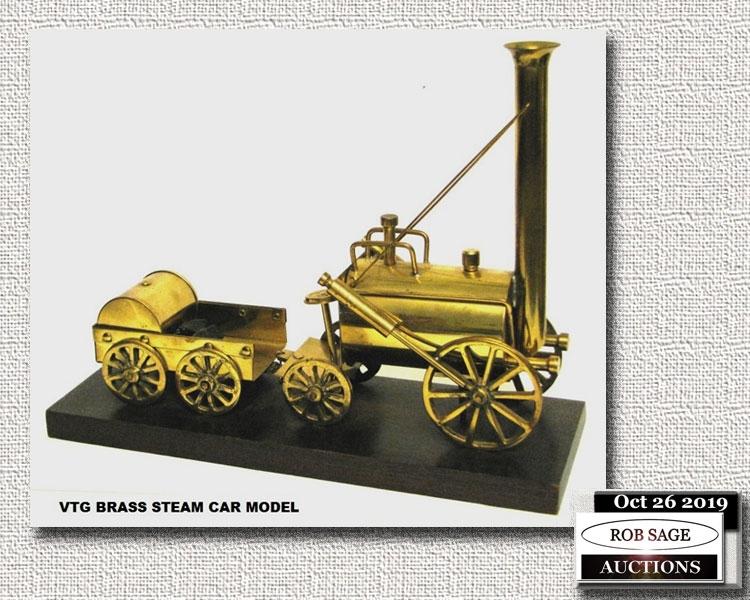 Brass Model