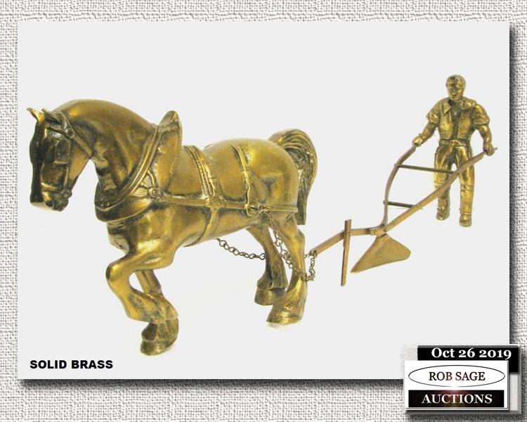Brass Figural