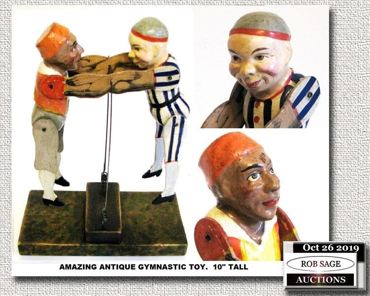 Gymnastic Toy