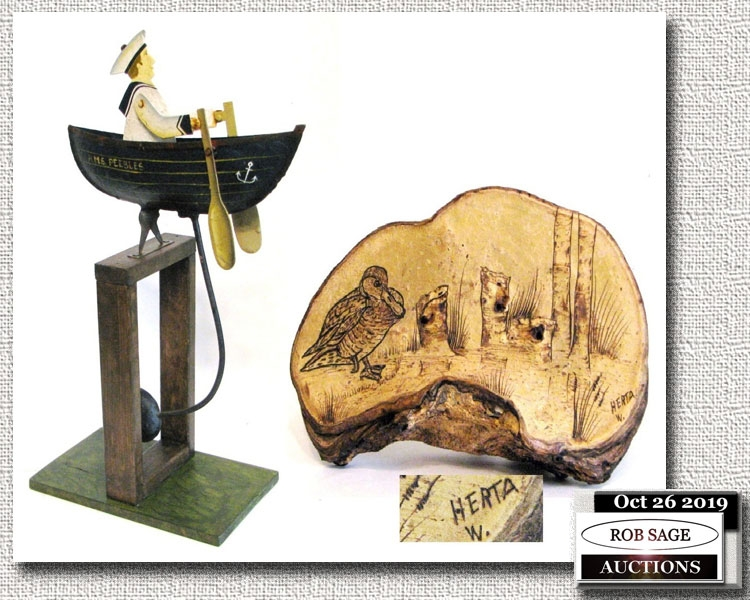 Balance Toy/Wood Carving