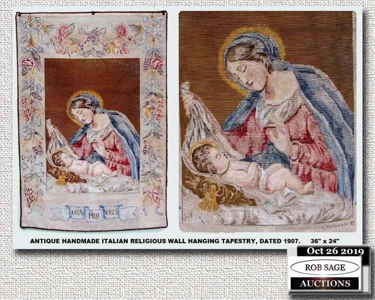 1907 Tapestry