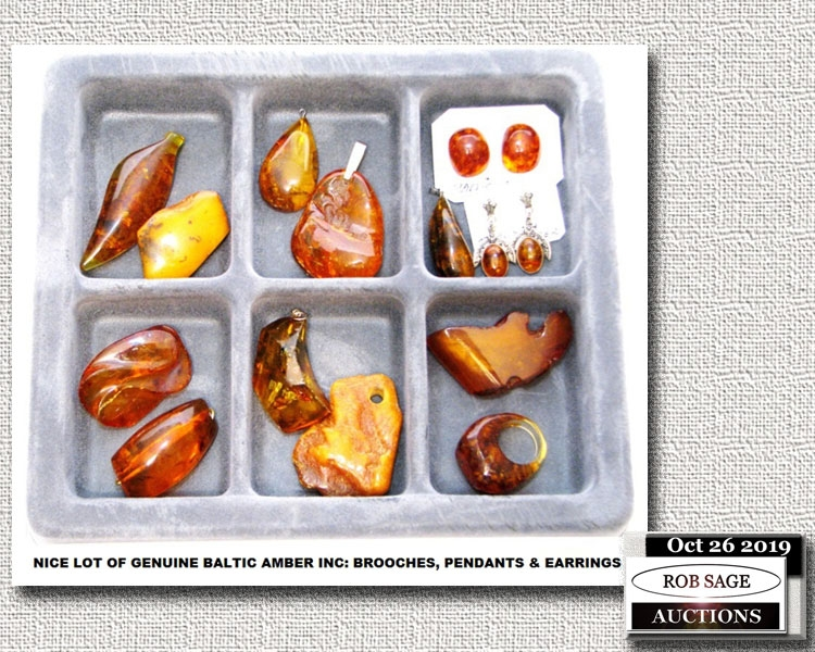 Baltic Amber Inc