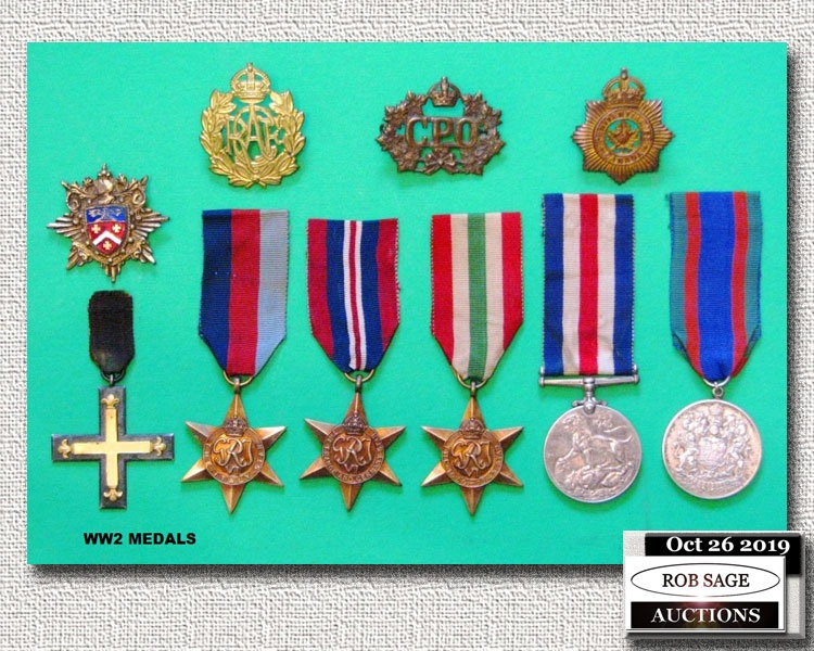 WW2 Medals