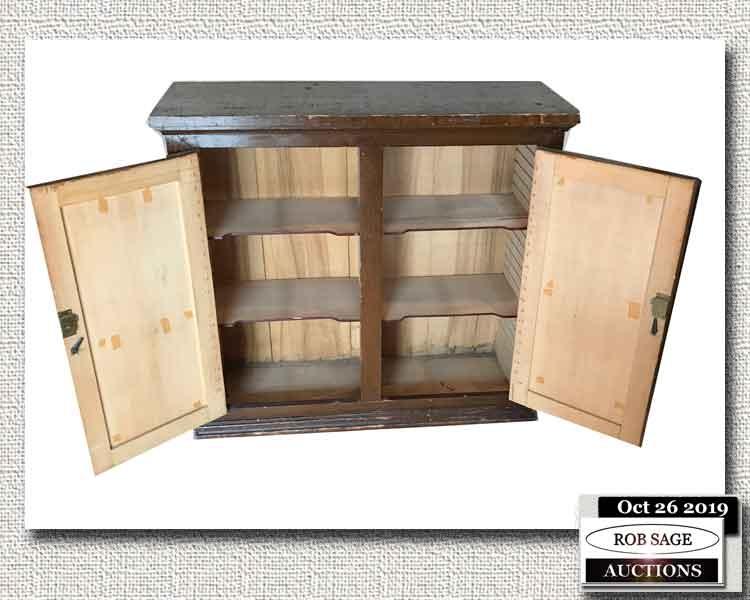 Cupboard Open
