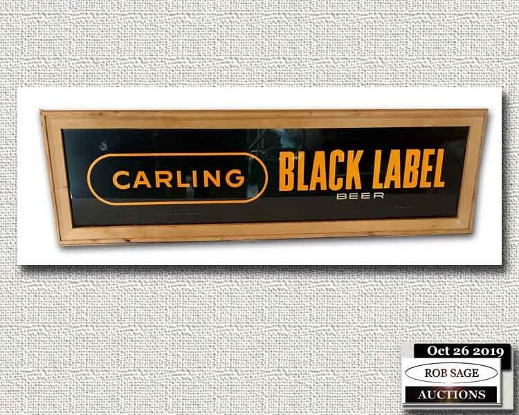Plexiglass Bar Sign