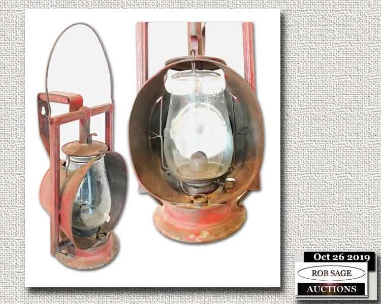Dietz Railroad Lantern